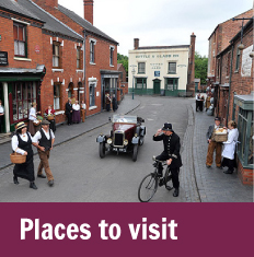 Places to visit in Dudley