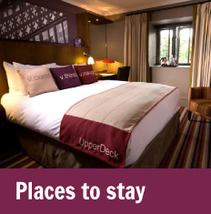 Places to stay in Dudley