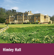 Himley Hall and Park